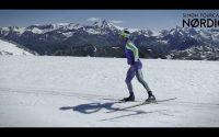Tutoriel Simon Fourcade Nordic : Skating Educatif Demi Pas de Patineur