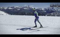 Tutoriel Simon Fourcade Nordic : Skating Educatif Demi Pas de Patineur