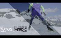 Tutoriel Simon Fourcade Nordic : Skating Educatif Pas de Patineur