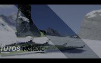 Tutoriel Simon Fourcade Nordic : Skating Le 2 temps ou Décalé