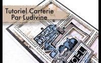 Tutoriel carterie scrapbooking facile pour Graffiti'Girl