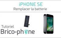 Tutoriel iPhone SE : remplacer la batterie  HD