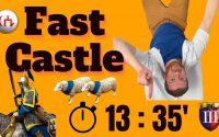 Tutoriel le Fast Castle en 13 min 35 en Tatars sur Age of Empires II