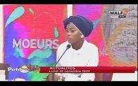 Walf Quotidien :  Ousmane Sonko donne une leçon de fiscalité à Macky Sall .