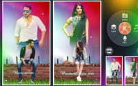 Wanderfull love lyrical wattsapp status video making in kinemaster || telugu  Tutoriel  2020..
