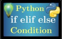 cours python • if elif else • condition • programmation • tutoriel • lycée