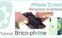 iPhone 12 mini : comment changer la batterie ? Tutoriel complet (démontage - remontage)