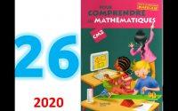 paur apprendre les mathématiques leçon 13 mesure des aires unité arbitraire p 26 27