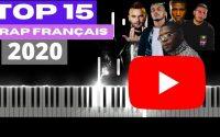 15 HITS... RAP FRANÇAIS EN 2020 EN 8 MINUTES ! (TUTORIEL PIANO)