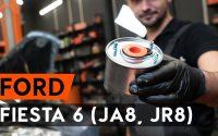Changer un filtre à carburant sur FORD FIESTA JA8 [TUTORIEL AUTODOC]