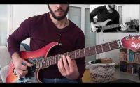 Childish Gambino - Redbone // Guitare Cover + Leçon (2 min 07)