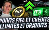 Comment avoir des points FIFA et des crédits ILLIMITÉS et GRATUITS ?! - Tutoriel Fifa 21