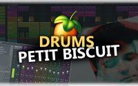 Composer des DRUMS comme PETIT BISCUIT | Tutoriel FL Studio 20
