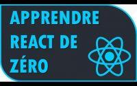[Cours / Projet React] Apprendre React de zéro
