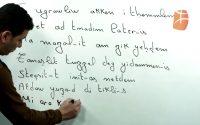 Cours de Tamazight, niveau débutant : leçon 65 - Tamsirt tis 65