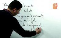 Cours de Tamazight, niveau débutant : leçon 67 - Tamsirt tis 67