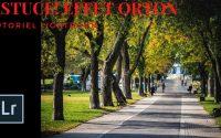 Créer l'EFFET ORTON dans LIGHTROOM | Tutoriel retouche photo