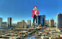 Créer un géant qui danse à Las Vegas | Tutoriel PowerDirector de CyberLink