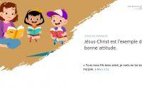 EBBN: Ecole du dimanche - Leçon 42 : Le Baptême de Jésus-Christ