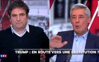 Henri Guaino donne une leçon de démocratie à Romain Goupil après le bannissement de Trump de Twitter