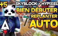 Hypixel Skyblock - Bien débuter #45 - Le Replenish - Tutoriel, Guide | Alvegar
