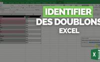 Identifier / Colorier des Doublons Excel Sans les Supprimer 🟥 [TUTORIEL]