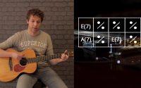 LES BASES DU BLUES à la guitare, cours 5 LE BLUES EN 12 MESURES (tuto pour apprendre le blues en MI)