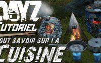 La Cuisine 🍳 ! Tutoriel, Comment Cuire ses aliments sur DayZ ? Guide Pour Bien Débuter Xbox One FR