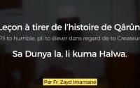 [Leçon #54] Pli to humble, pli to élever devant to Createur | par Fr. Zayd Imamane