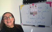 Leçon d'Arabe numéro 8