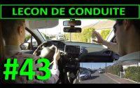 Leçon de conduite #43 - Demi-tour