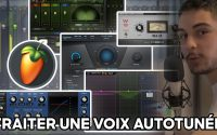 MIXER UNE VOIX CHANTÉE ET AUTOTUNÉE (Retro Type Beat) - TUTORIEL FL STUDIO FR