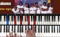 Makoma - Moto oyo ( Jouer correctement le 🎻String🎻 ) : Tutoriel Débutant PIANO QUICK