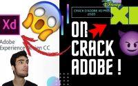ON CRACK ENTIEREMENT ADOBE ! XD !!! | TUTORIEL DE CRACK COMPLET D'ADOBE XD PRO 2020 !!!