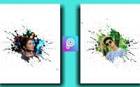 PicsArt Nouvel effet Splash | Tutoriel d'édition Picsart | Retouche photo Picsart