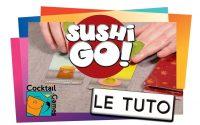 SUSHI GO - Le Tutoriel