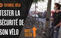 TESTER LA SÉCURITÉ 🔒 DE SON VÉLO (tutoriel vélo) série Biclou @Le Parisien