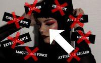 TUTORIEL MAKEUP: ETRE UNE JOLIE FEMME EN 5 MINUTES