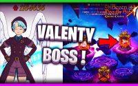 TUTORIEL VALENTY BOSS, RIEN DE BIEN MÉCHANT ! - Seven Deadly Sins: Grand Cross