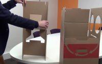 The Collect Box Ampoules, la box pour recycler vos ampoules – Tutoriel de montage