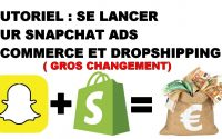 Tutoriel 2021 :Démarrer sur snapchat ads et faire des campagnes rentables en ecommerce dropshipping
