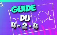 Tutoriel - 4-2-4 - FIFA 21 - Instructions et tactique perso