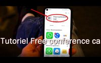 Tutoriel Free Conference Call : Installation et utilisation
