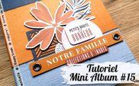 Tutoriel Mini Album #15
