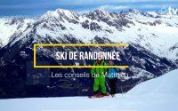 Tutoriel ski de randonnée - Alpe d'Huez
