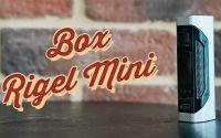 Box Rigel Mini Smok | Tutoriel FR