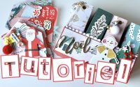 CREATIONS DE NOEL + TUTORIEL