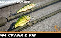 Canne SG4 Savage Gear Crank&Vib Specialist (tutoriel powerfishing)