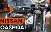 Comment remplacer une bobines d'allumage sur NISSAN QASHQAI 1 (J10) [TUTORIEL AUTODOC]