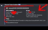 Hacker le compte discord de vos ami (ou non) tutoriel avec webhook.